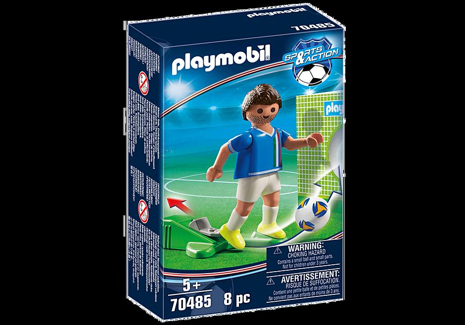 70485 Voetbalspeler Italië detail image 2