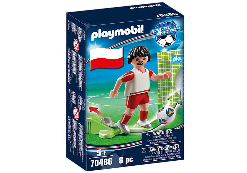 70486 Válogatott játékos Lengyelország detail image 2