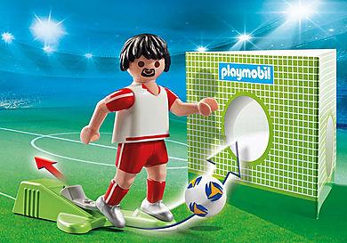 70486 Jugador de Fútbol - Polonia