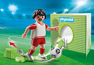 70486 Voetbalspeler Polen