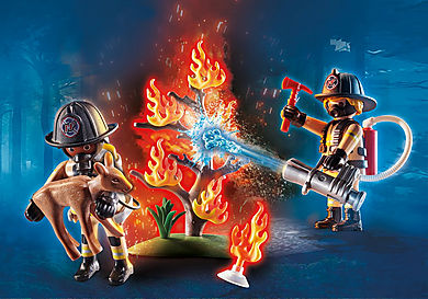 70488 Forest Fire Squad
