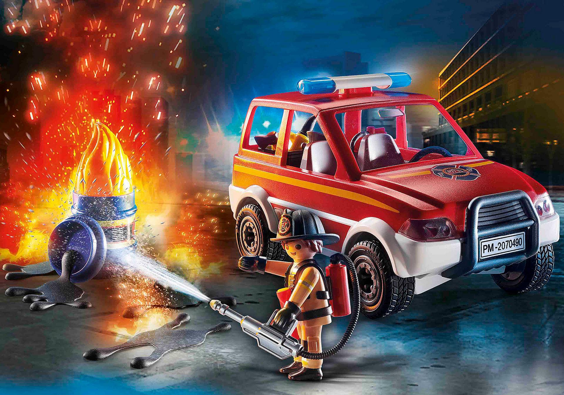 70490 City Fire Emergency zoom image1