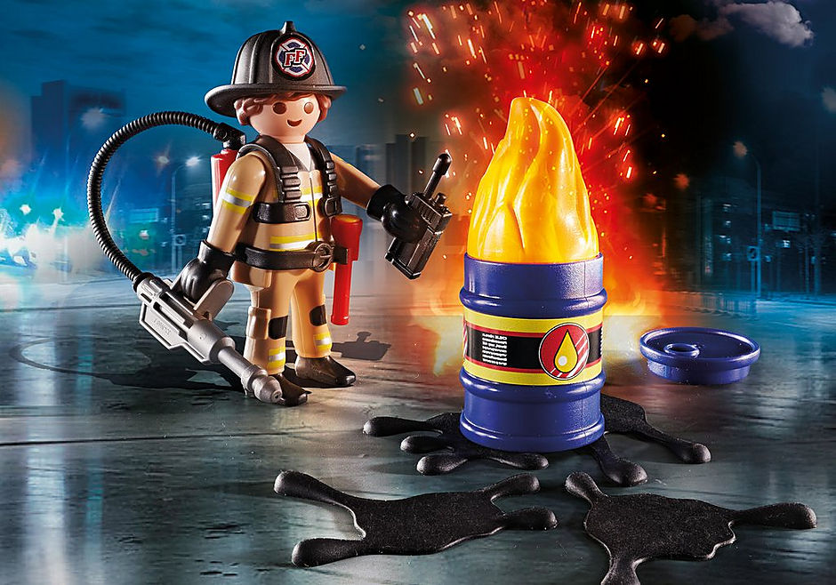 70490 City Fire Emergency detail image 4
