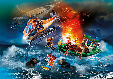 70491 Coastal Fire Mission