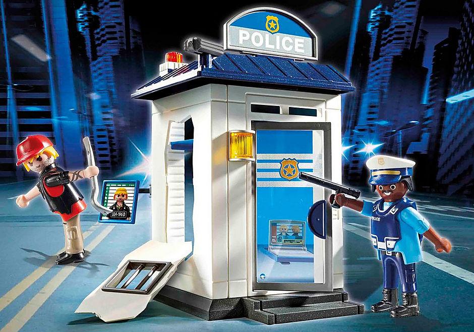 70498 Starter Pack Bureau de police detail image 1