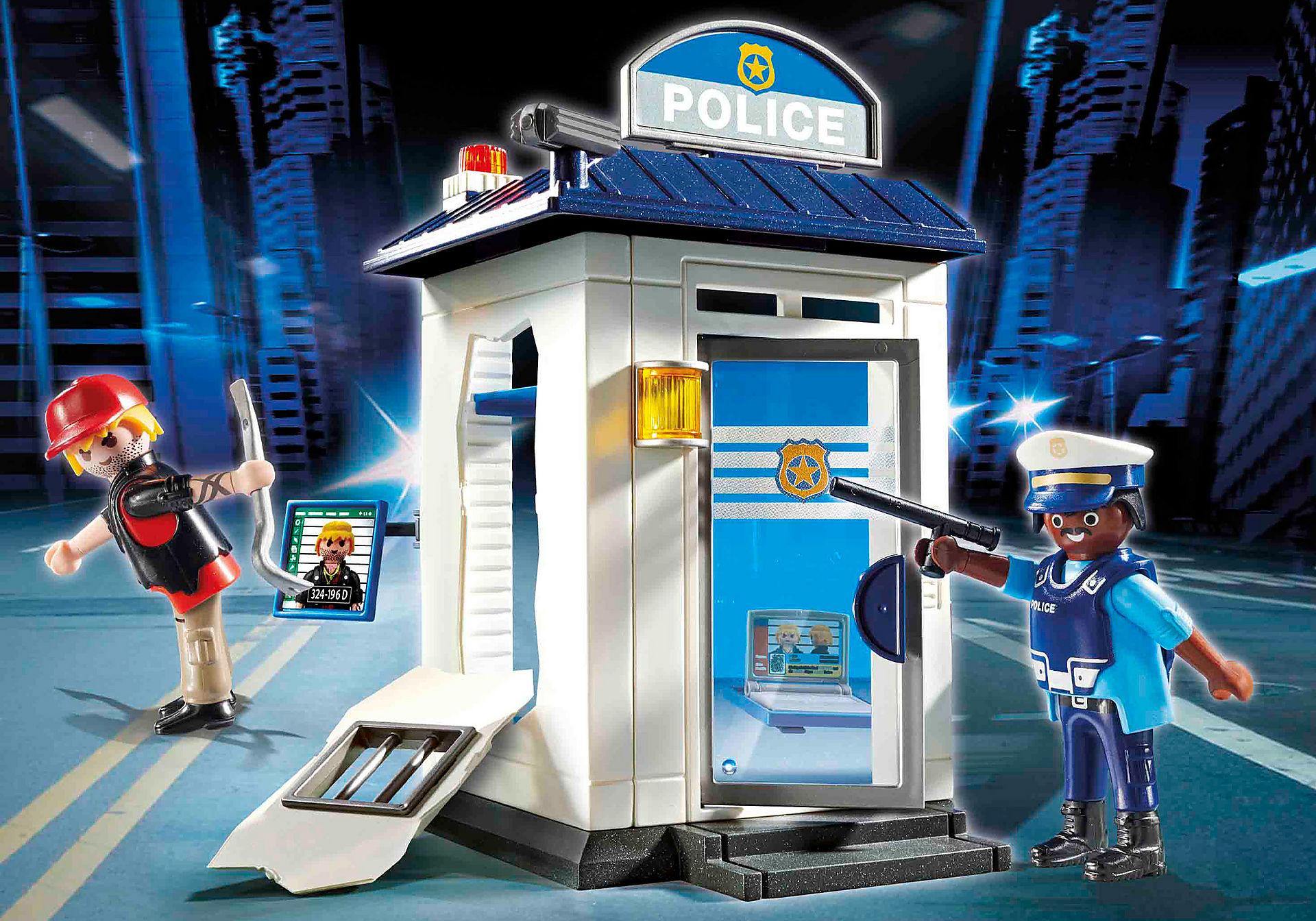 70498 Starter Pack Bureau de police zoom image1