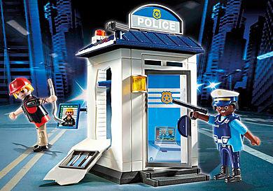 70498 Starter Pack Bureau de police
