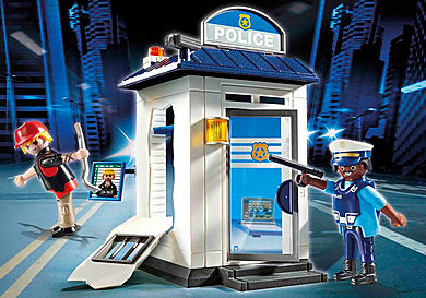 70498 Starter Pack Police Station