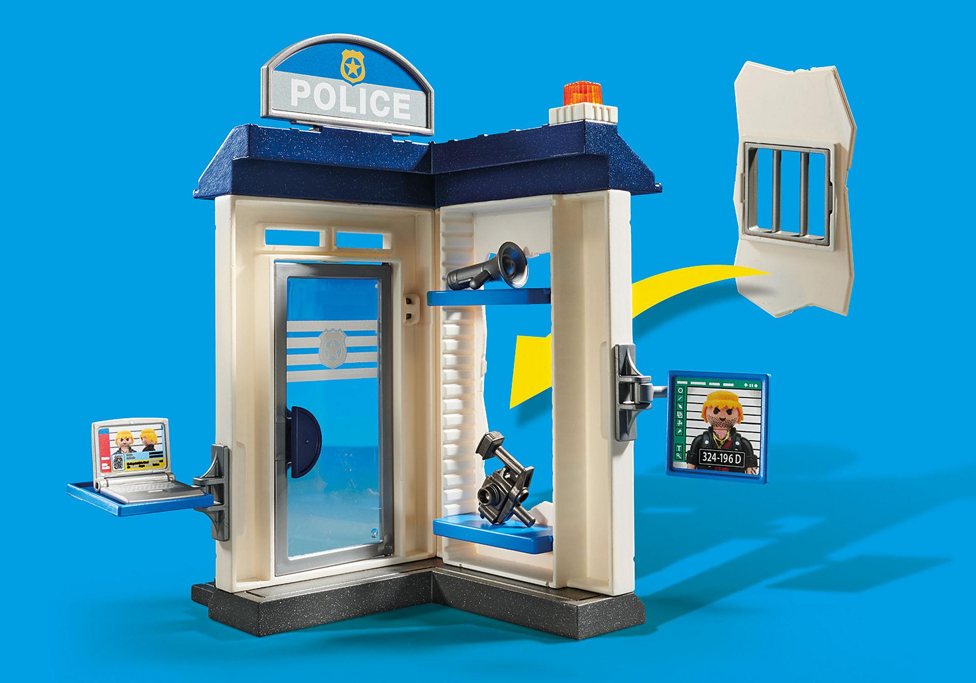70498 Starter Pack Bureau de police zoom image4
