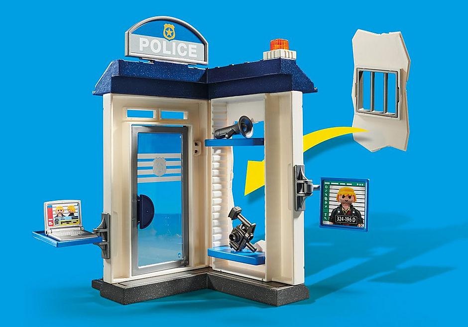 70498 Starter Pack Bureau de police detail image 4