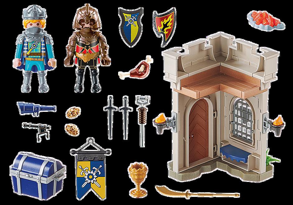 70499 Starter Pack Novelmore Knights' Fortress  detail image 3