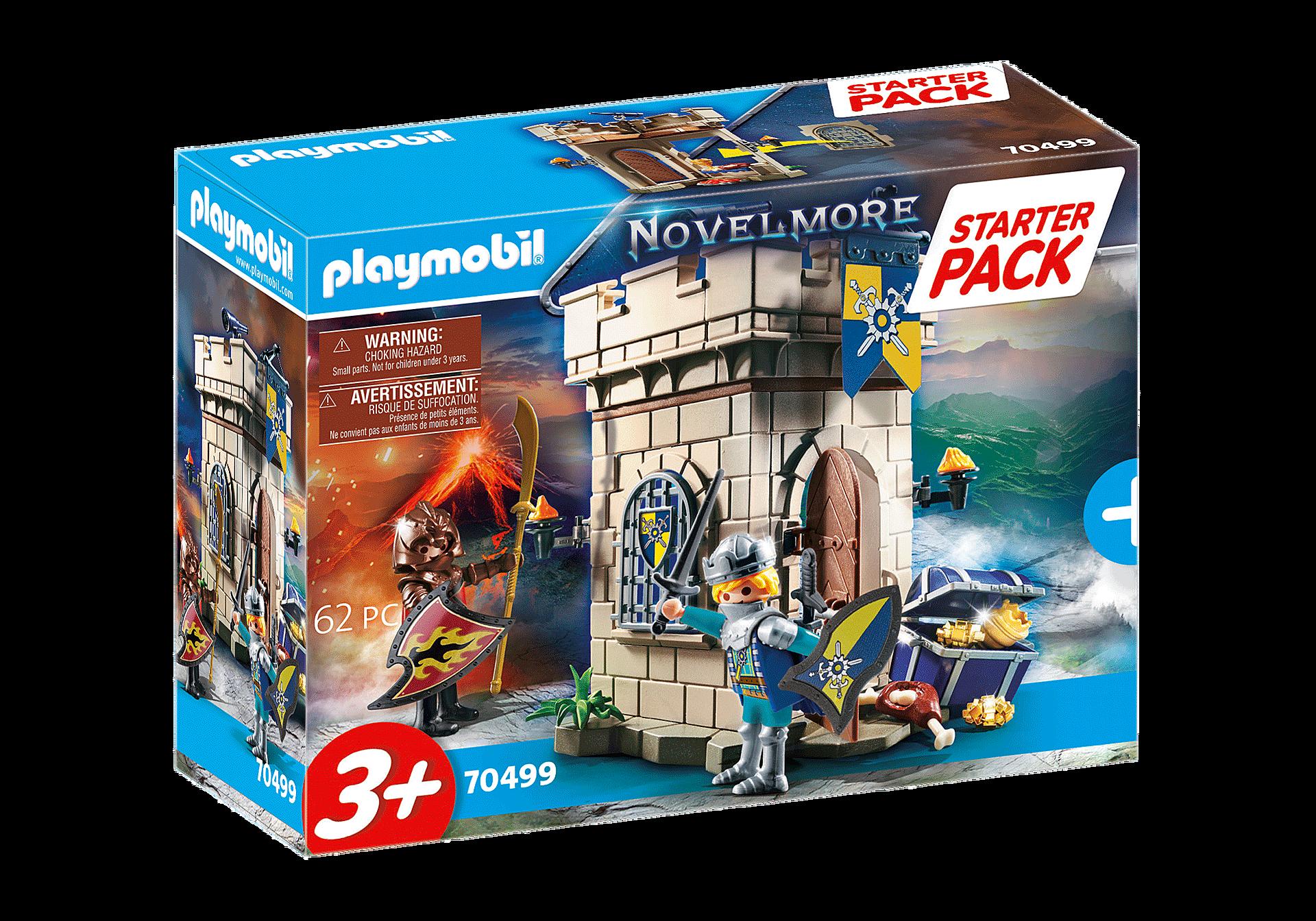 70499 Starter Pack Novelmore Knights' Fortress  zoom image2