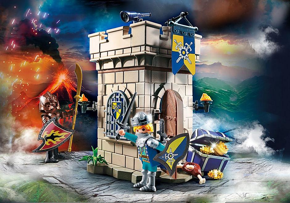 70499 Starter Pack Novelmore Knights' Fortress detail image 1