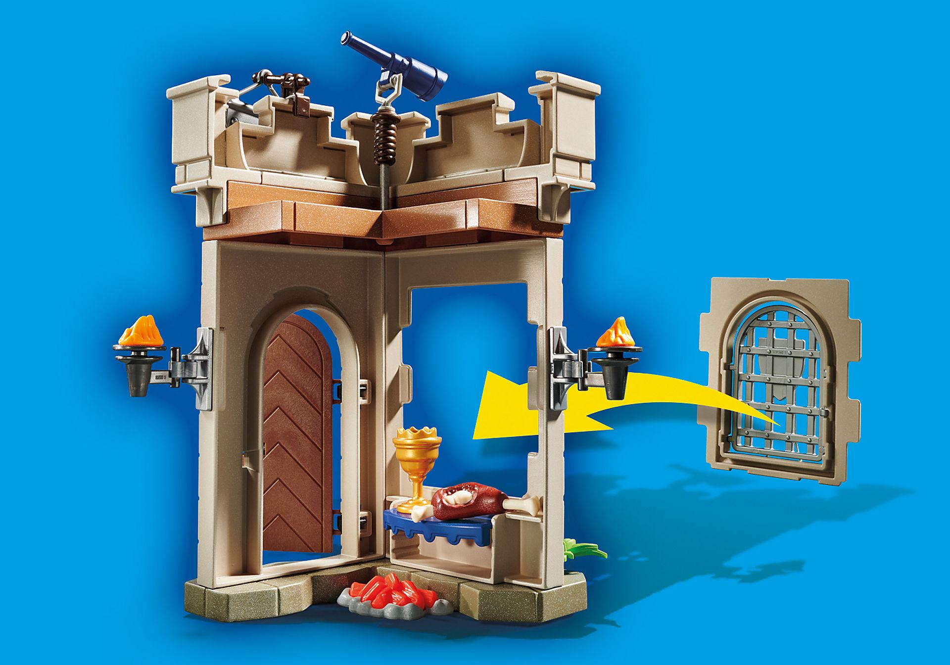 70499 Starter Pack Novelmore Knights' Fortress  zoom image4