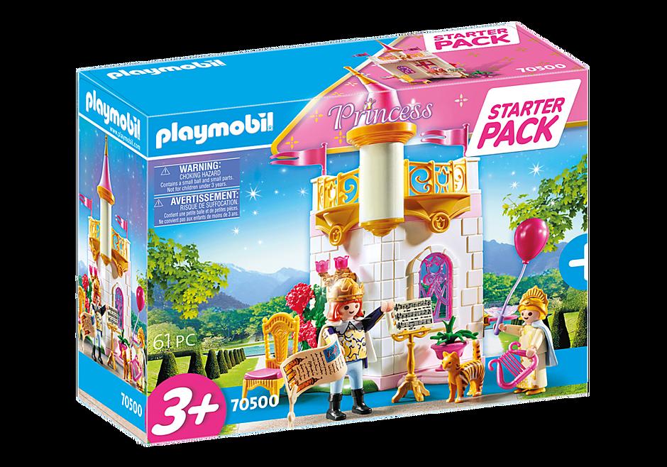 70500 Starter Pack Princess Castle detail image 2