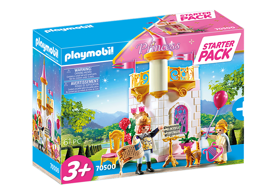 70500 Startpaket prinsessa  detail image 2