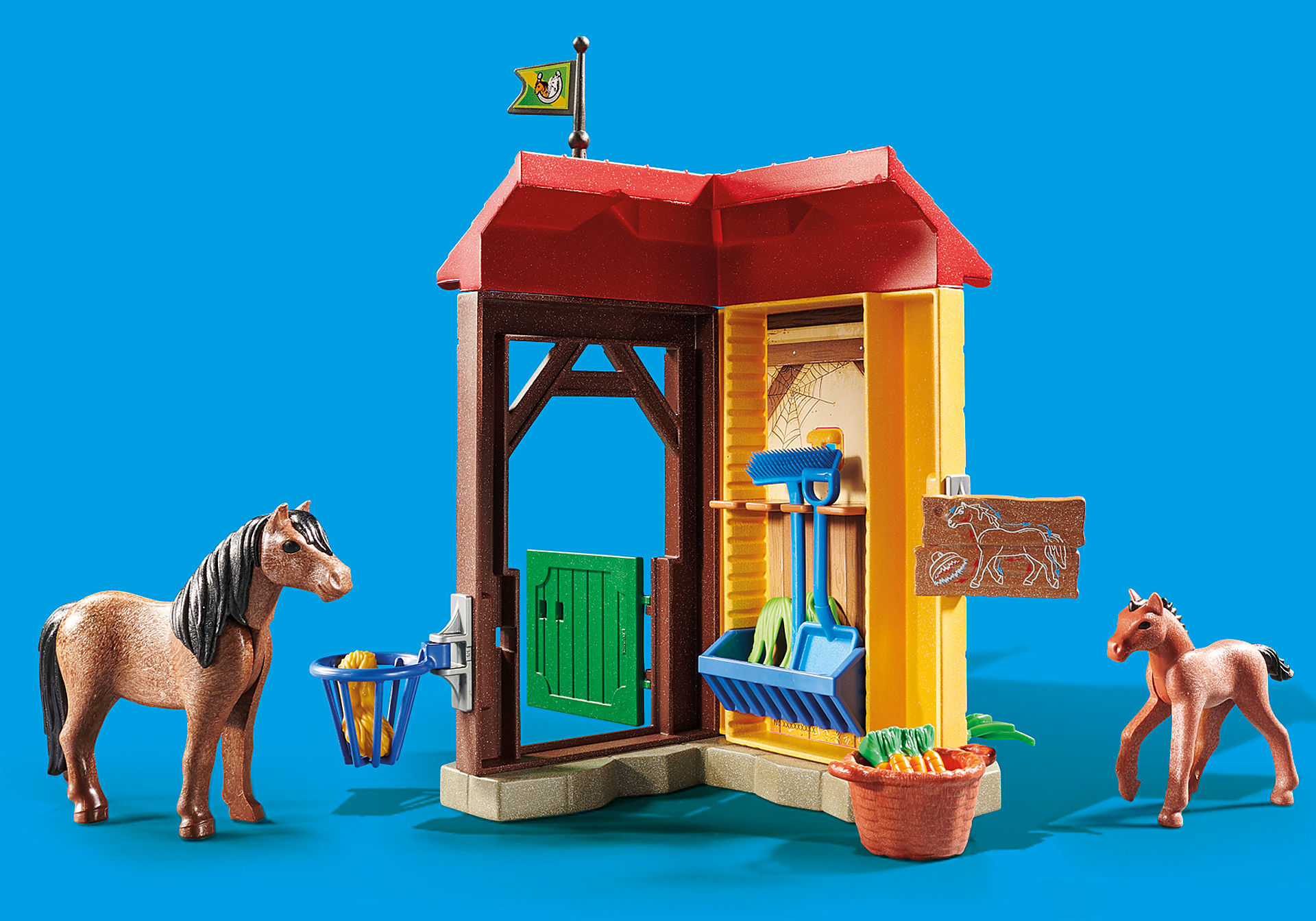 70501 Starter Pack Box et poneys  zoom image4
