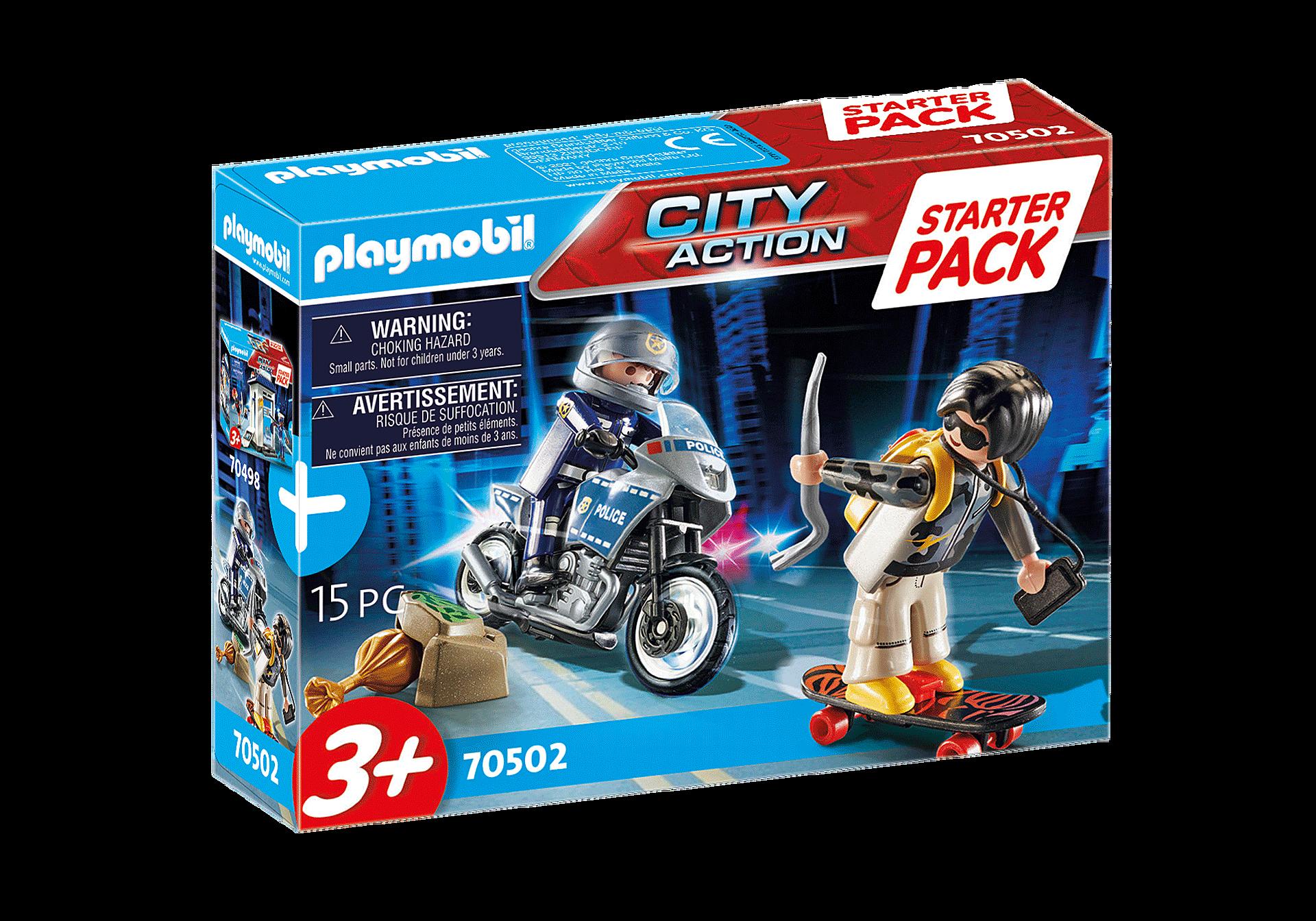 70502 Starter Pack Poliziotto e ladro zoom image2