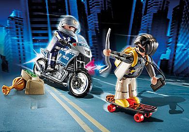 70502 Starter Pack Police Chase