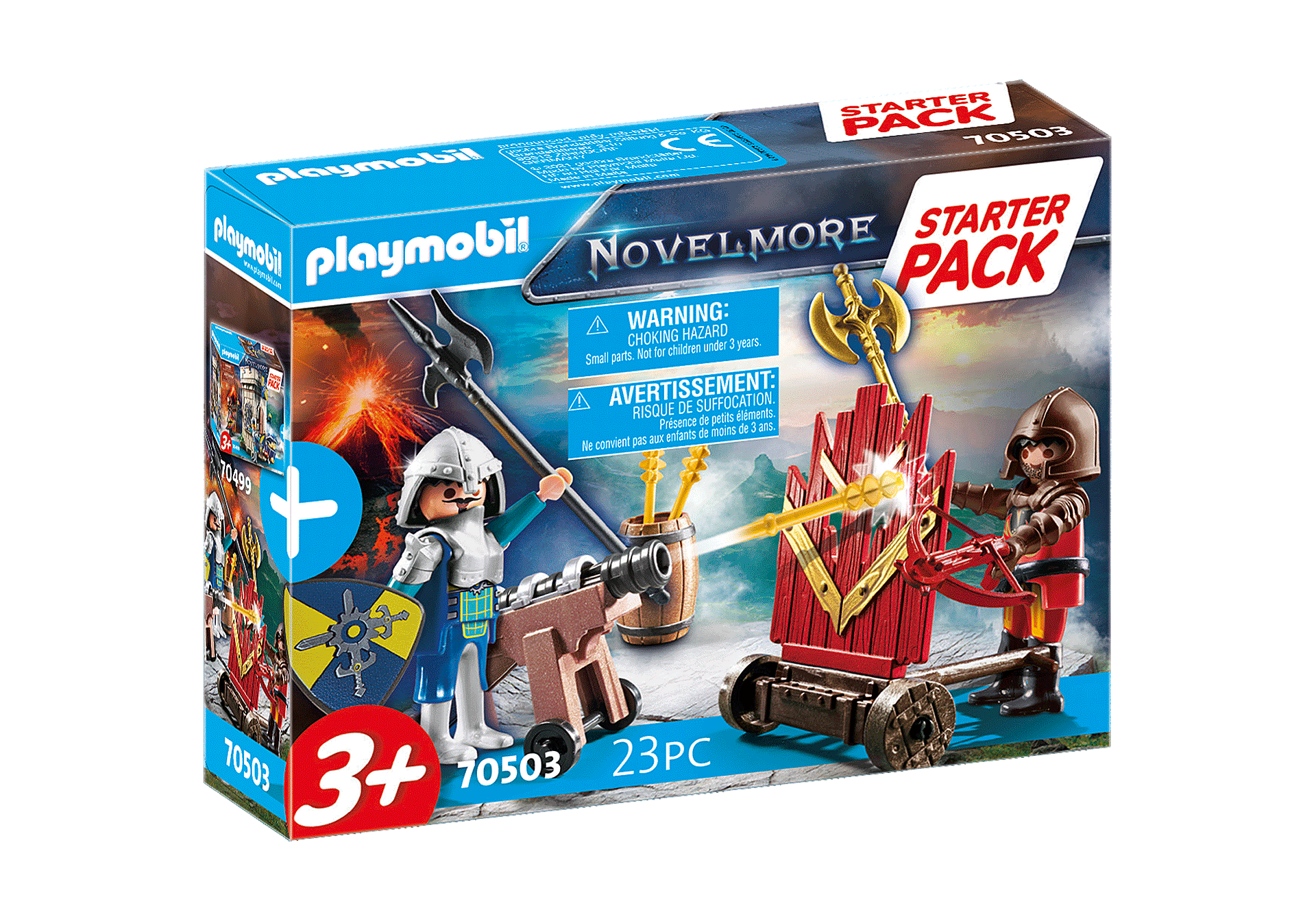 70503 Starter Pack Cavalieri di Novelmore zoom image2
