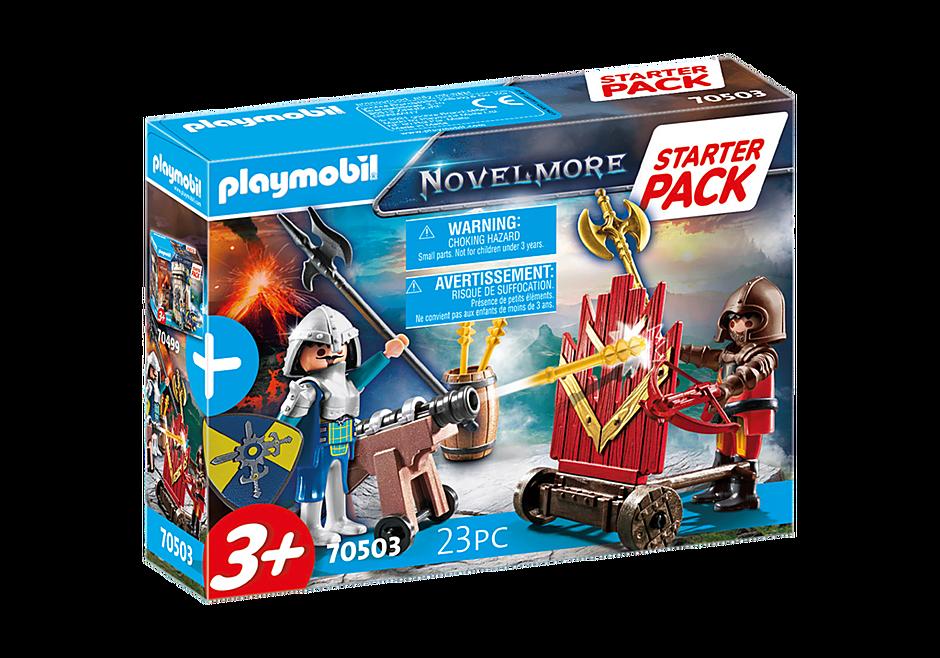 70503 Starter Pack Chevaliers Novelmore detail image 2