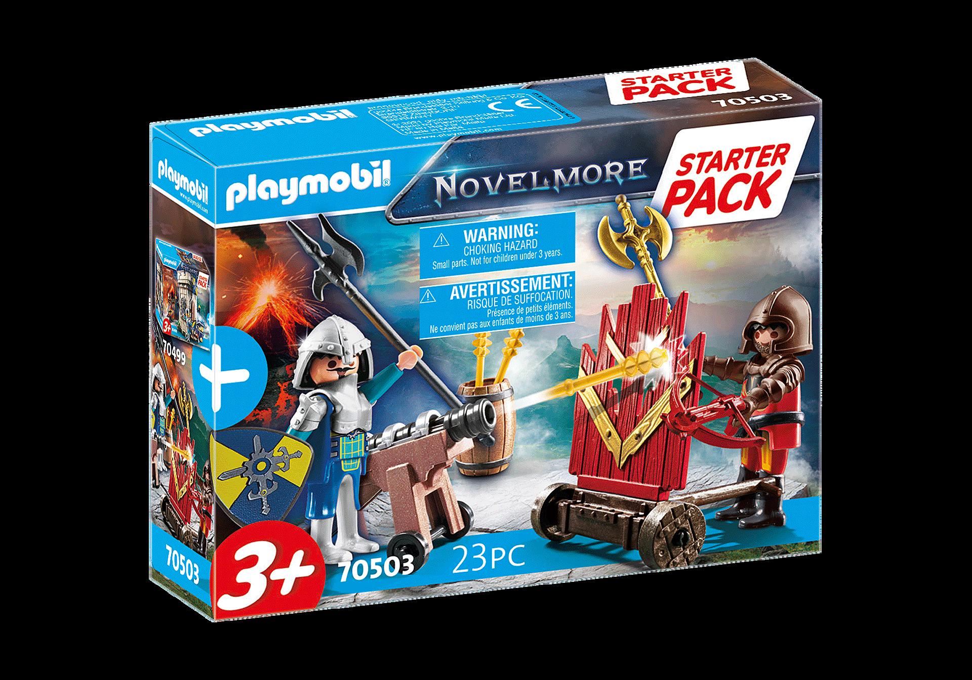 70503 Starter Pack Novelmore Knights' Duel zoom image2