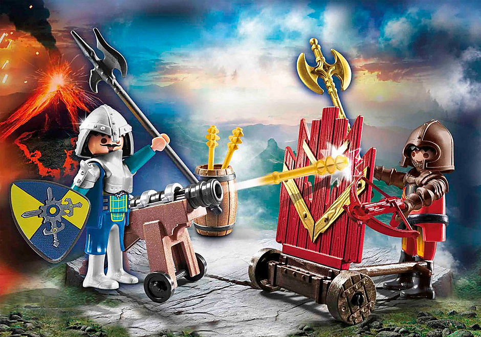 70503 Starter Pack Novelmore Knights' Duel detail image 1