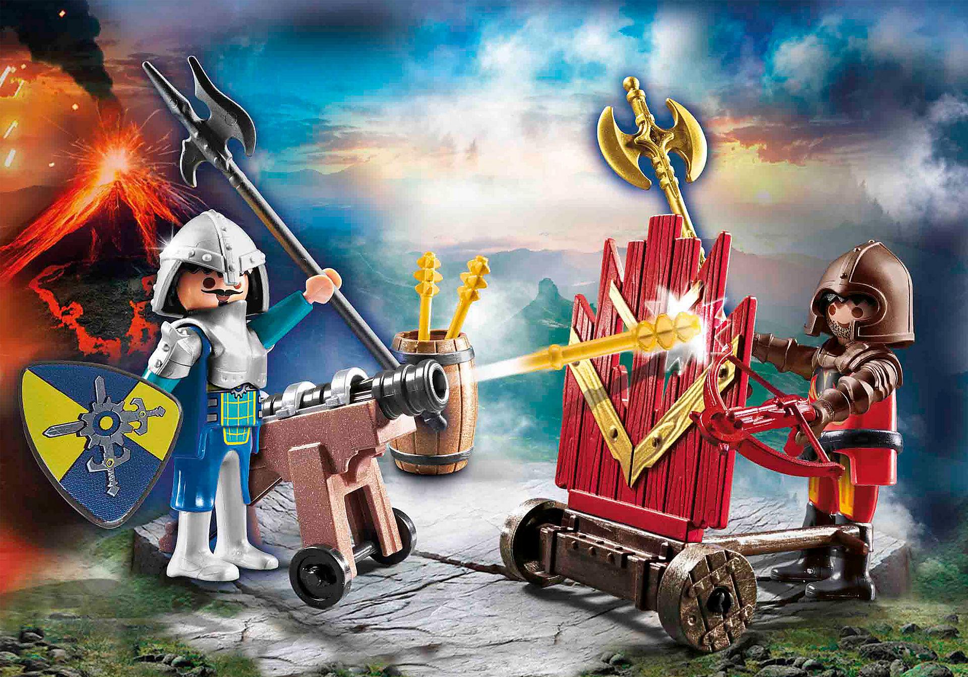 70503 Starter Pack Novelmore Knights' Duel zoom image1