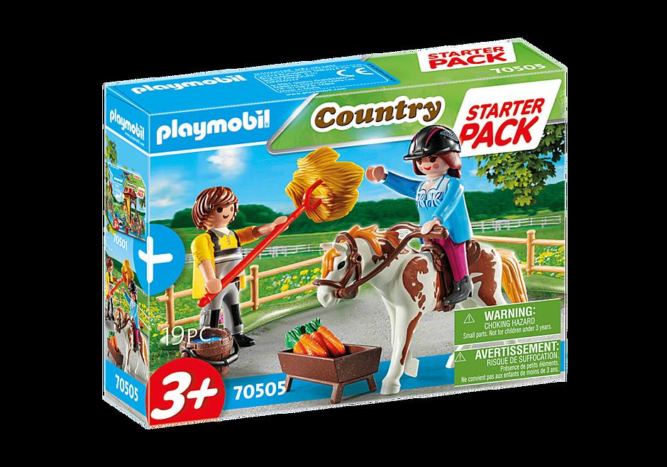 70505 Starter Pack Quinta de Cavalos set adicional detail image 2