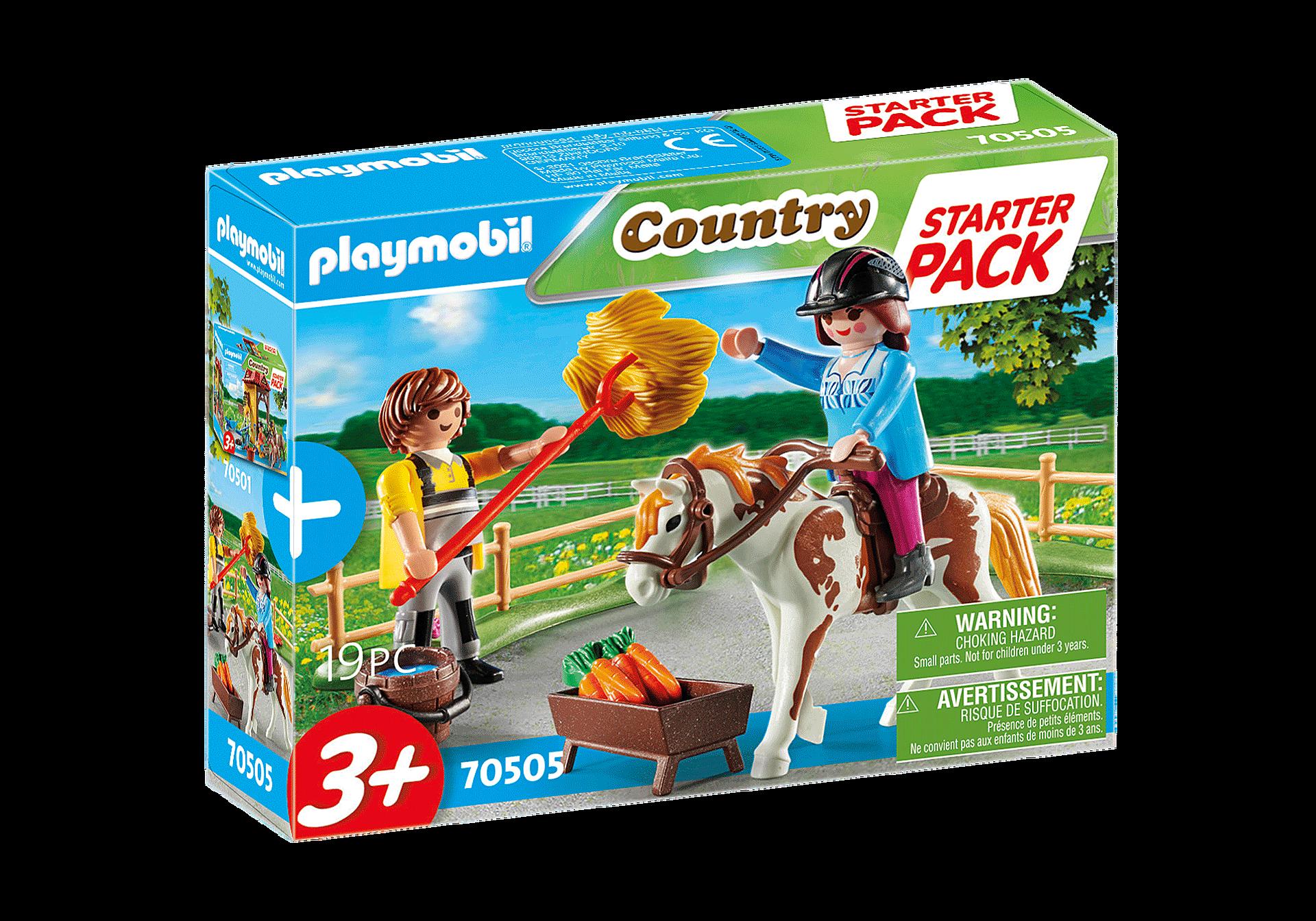 70505 Starter Pack Quinta de Cavalos set adicional zoom image2