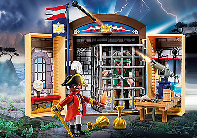 "70506 Play Box ""Pirate et soldat"""