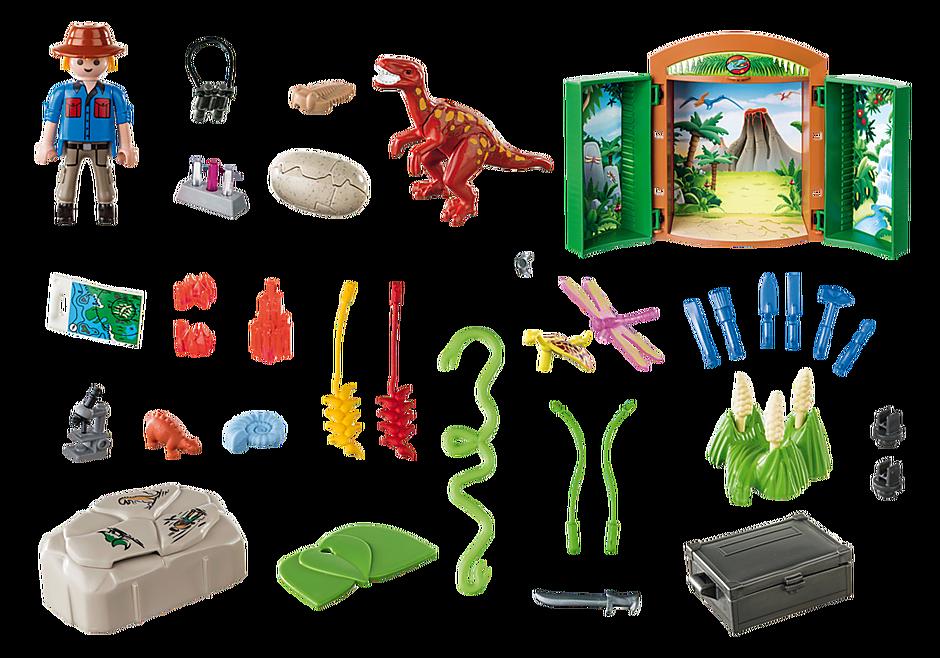 70507 Play Box 'Archeologo con uovo di dinosauro' detail image 3
