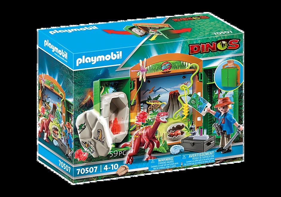 70507 Play Box 'Archeologo con uovo di dinosauro' detail image 2