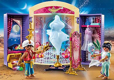 70508 Play Box 'Principessa d'Oriente con genio'