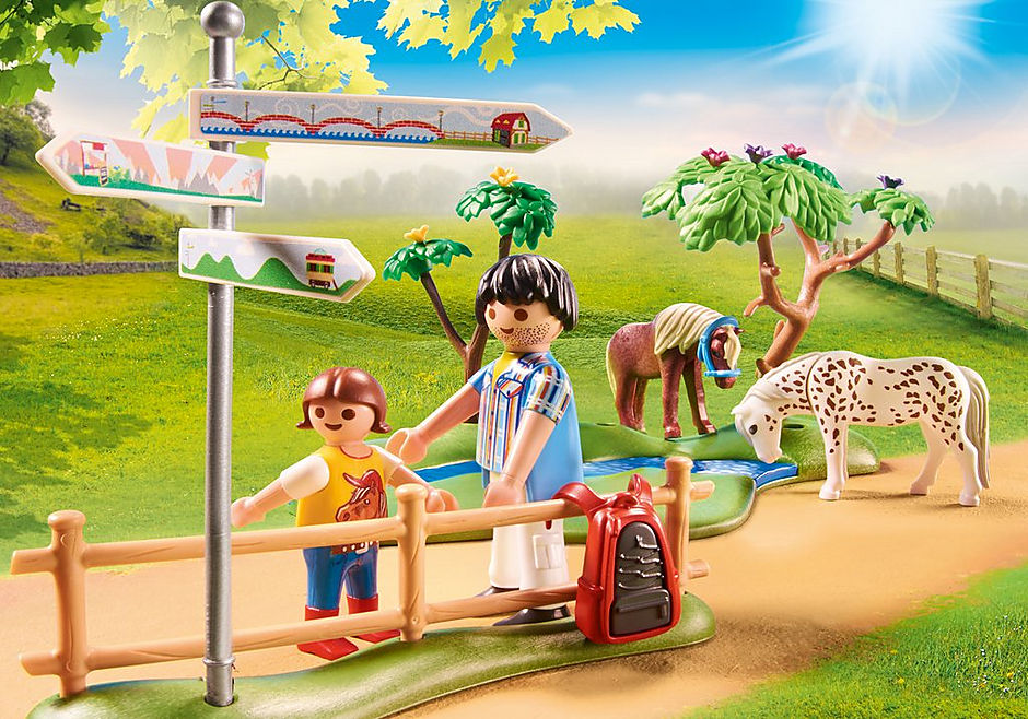 70512 Rolig ponnyutflykt detail image 5