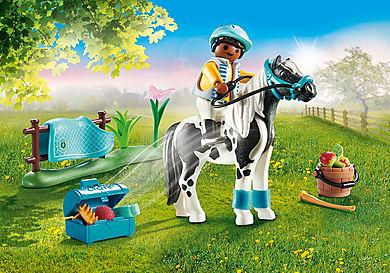 70515 Collectible Lewitzer Pony