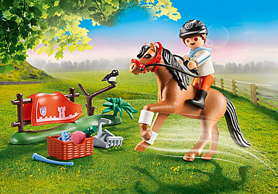 70516 Collectible Connemara Pony