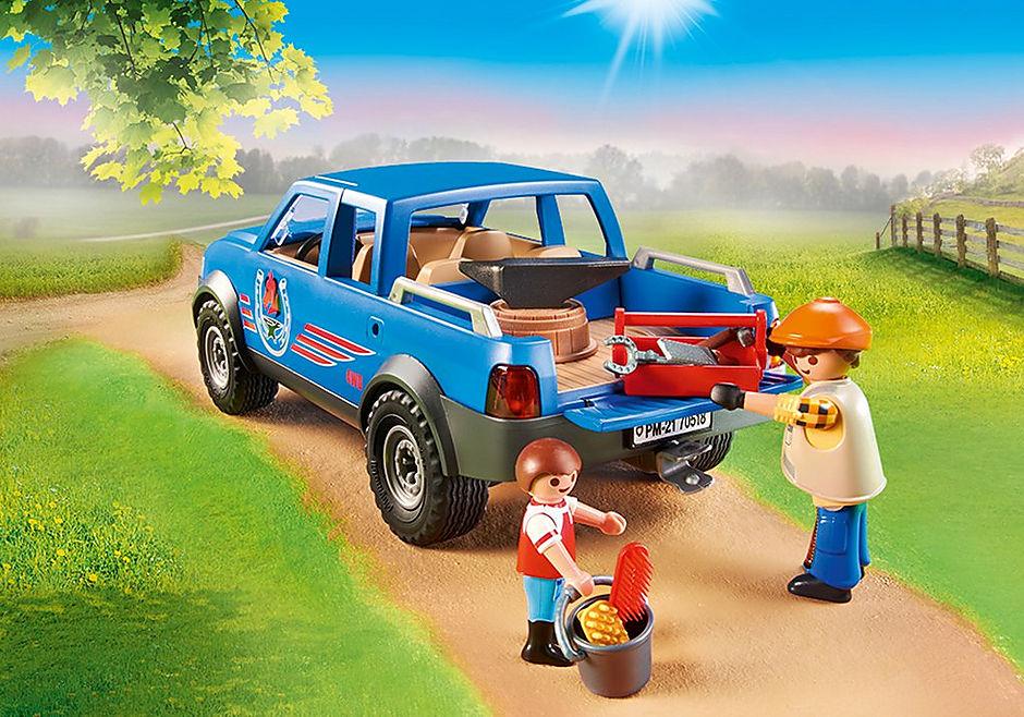 70518 Maréchal-ferrant et véhicule detail image 4