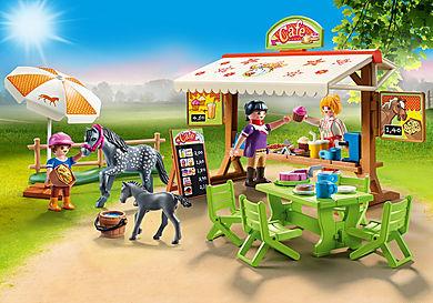 70519 Pony - café