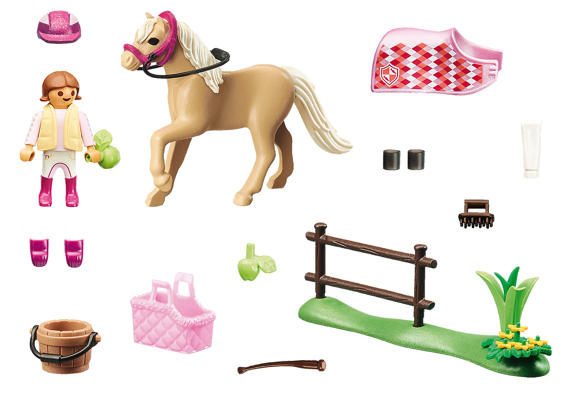 70521 Pony 'German Riding' zoom image3