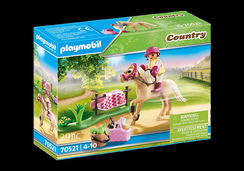 70521 Collectie pony 'Duitse rijpony' detail image 2
