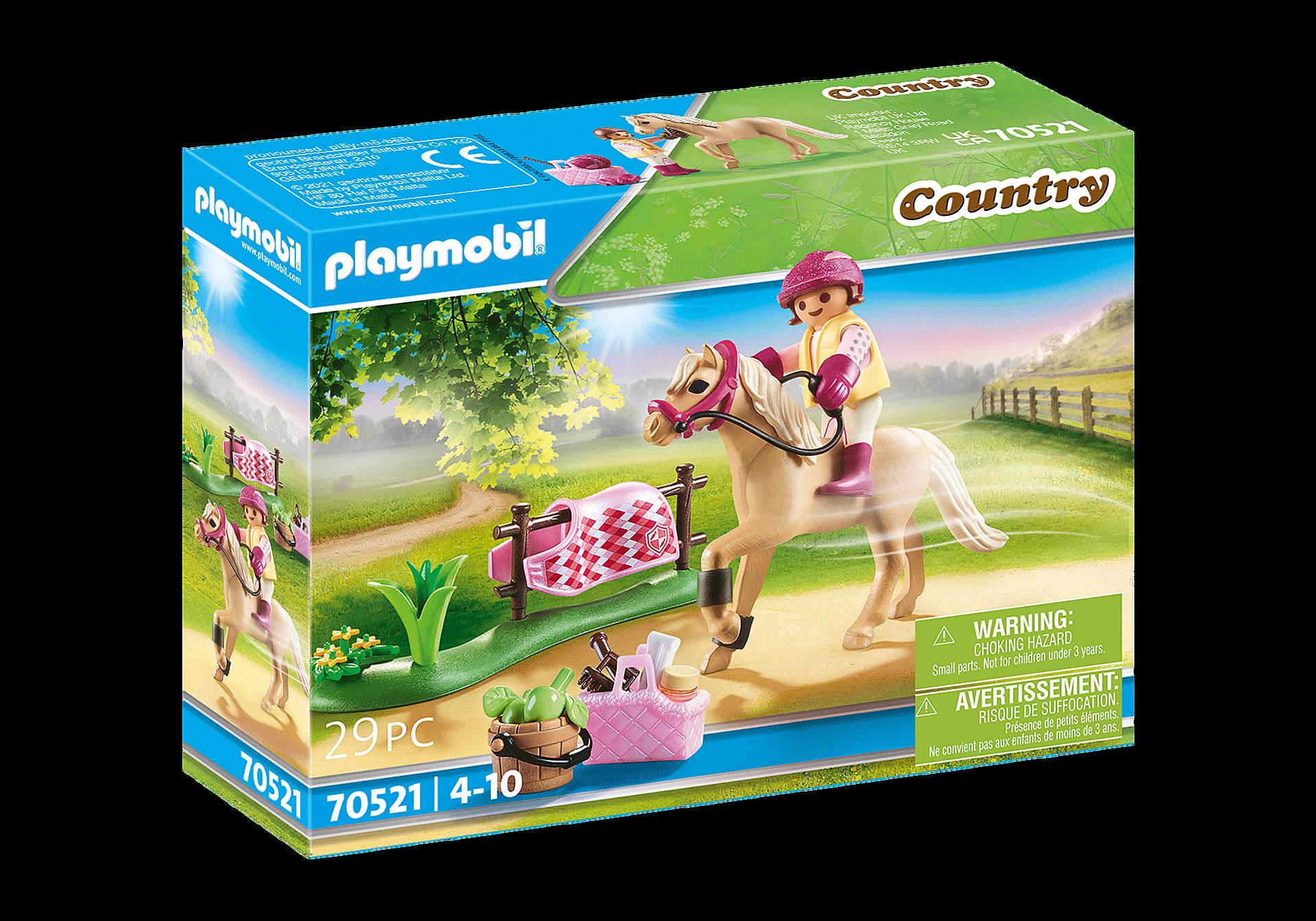 70521 Collectie pony 'Duitse rijpony' zoom image2