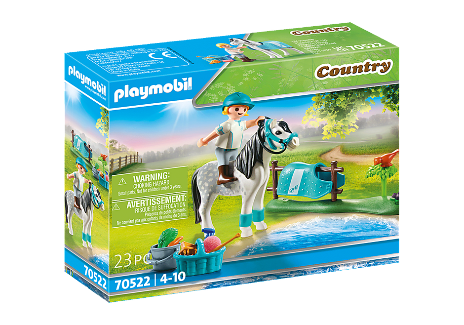 70522 Collectie pony - 'Klassiek' detail image 2