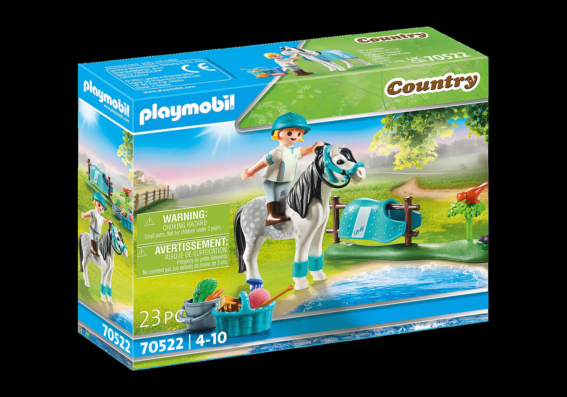 70522 Klassisk ponny samlarfigur zoom image2