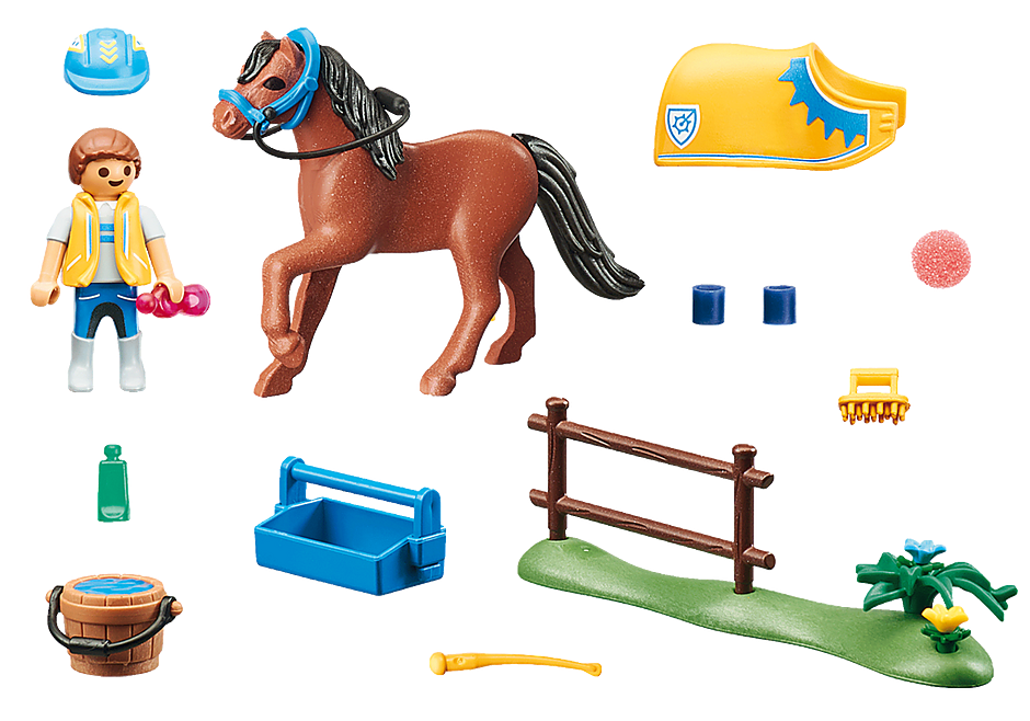 70523 Collectie pony - 'Welsh' detail image 3
