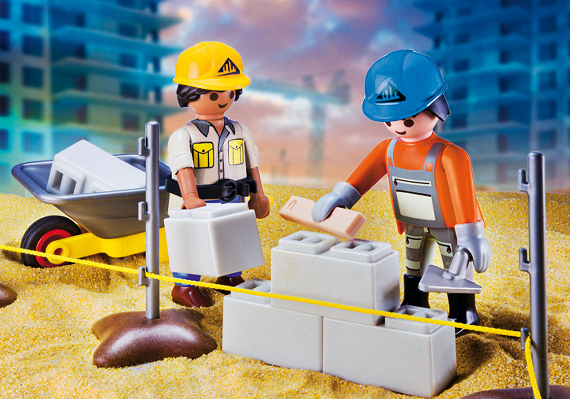 70528 Construction Site Carry Case zoom image4