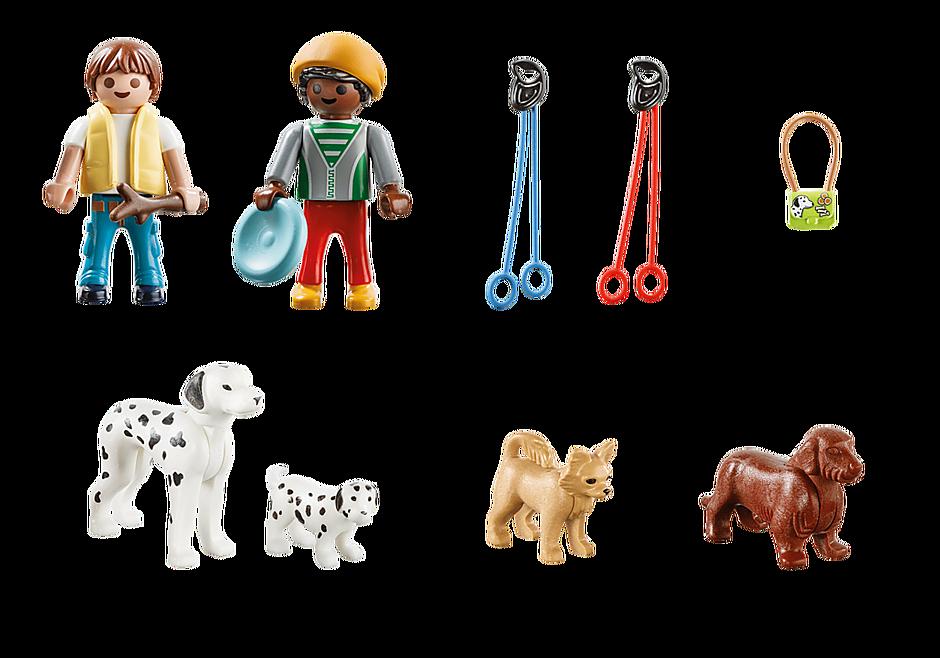 70530 Valisette Enfants et chiens detail image 3