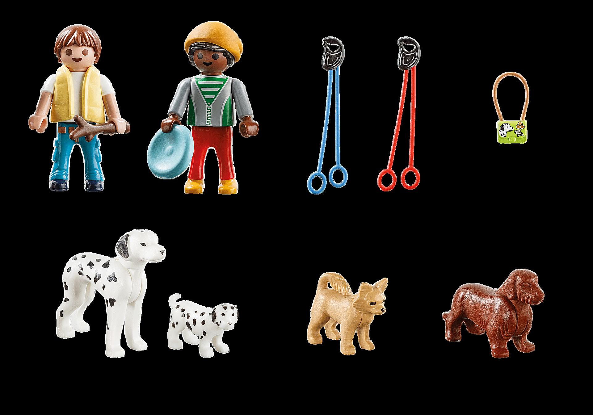 70530 Valisette Enfants et chiens zoom image3