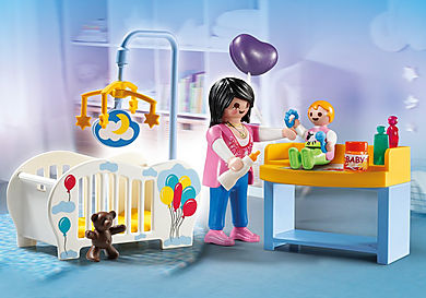 70531 Valisette Chambre de bébé