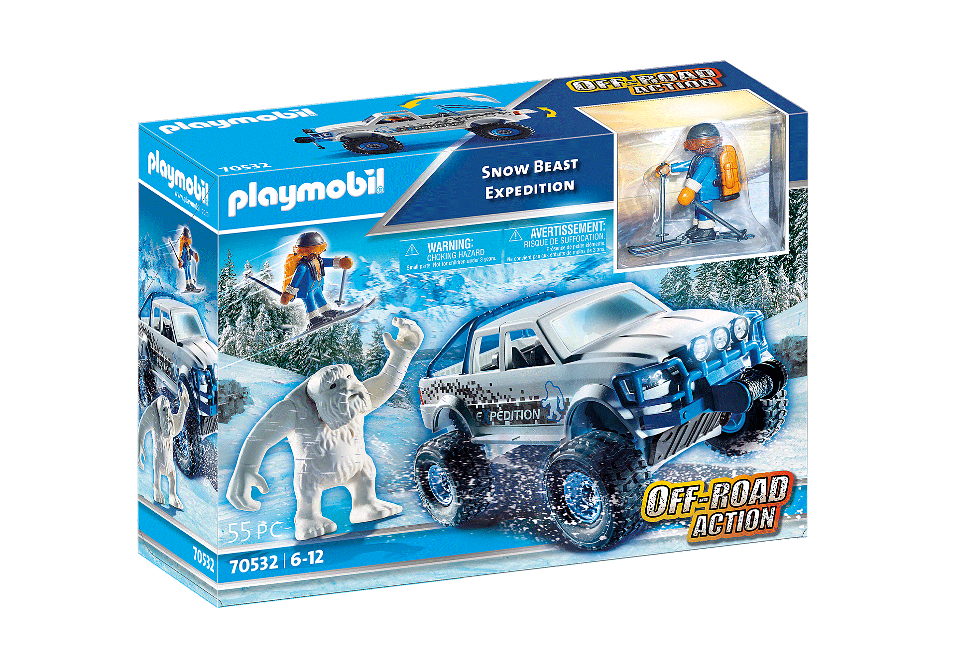 70532 Snow Beast Expedition zoom image2